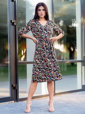 Сукня в принт   5595950