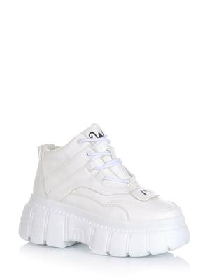 Ботинки белые | 5595123