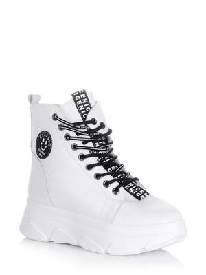 Черевики білі | 5595124