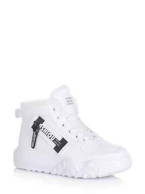 Ботинки белые | 5595125