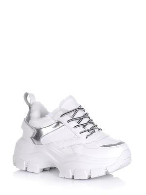 Ботинки белые | 5595126