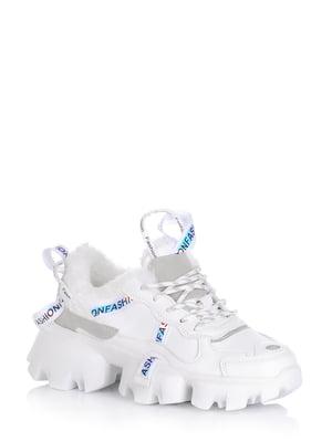 Кроссовки белые | 5595127