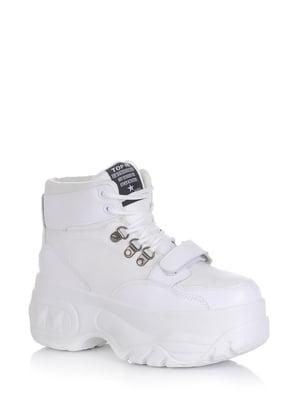 Ботинки белые | 5595135