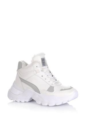 Ботинки белые | 5595137