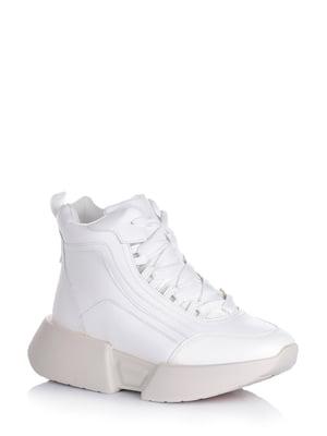 Черевики білі | 5595138