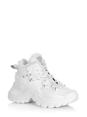 Ботинки белые | 5595139