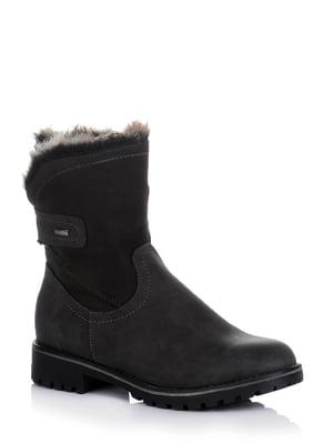Ботинки серые | 5595158