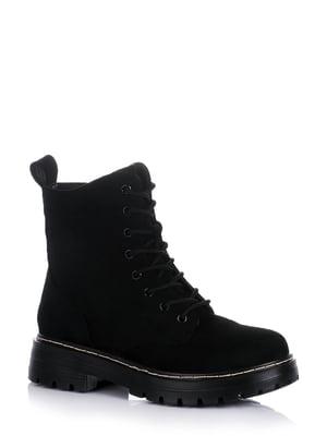 Ботинки черные | 5595168