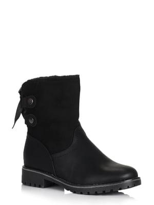 Ботинки черные | 5595170