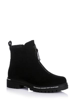 Ботинки черные | 5595173