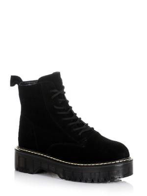 Ботинки черные | 5595178