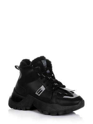 Ботинки черные | 5595180