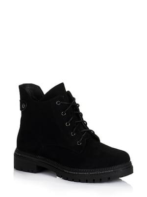 Ботинки черные | 5595189