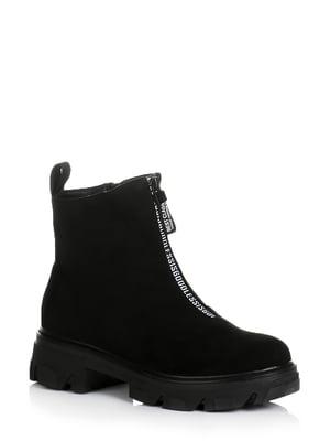 Ботинки черные | 5595190