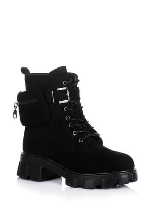 Ботинки черные | 5595191