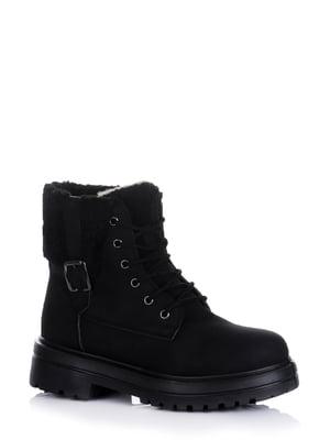 Ботинки черные | 5595194