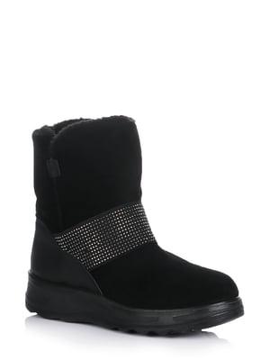 Ботинки черные | 5595195