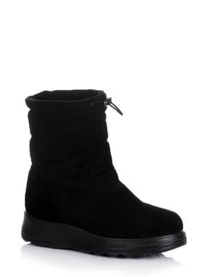Ботинки черные | 5595196