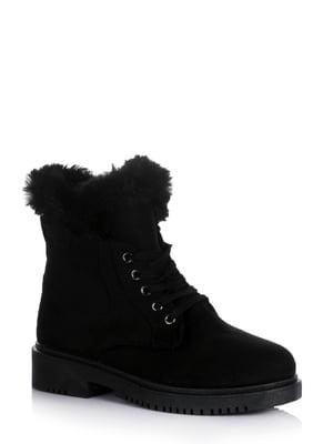 Черевики чорні | 5595199