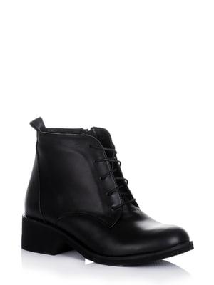Ботинки черные   5595200