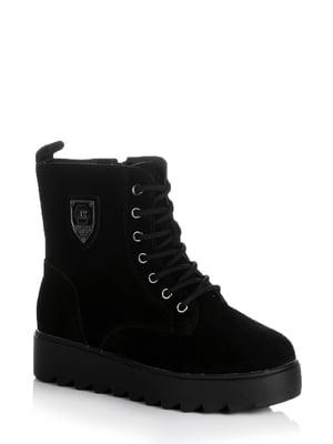 Ботинки черные | 5595201