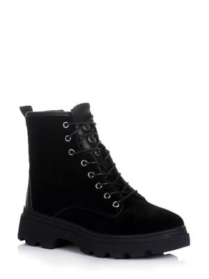 Ботинки черные | 5595202