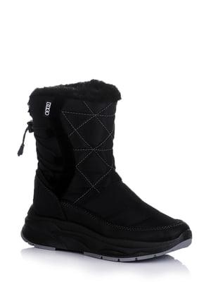 Ботинки черные | 5595203