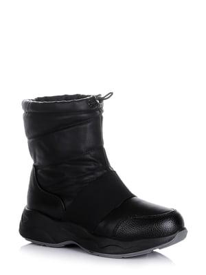 Ботинки черные | 5595197