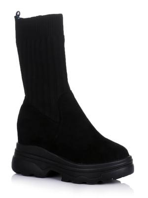 Ботинки черные | 5595198