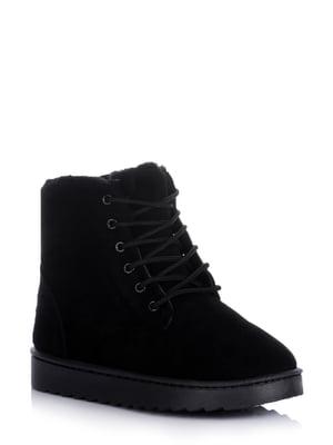 Ботинки черные   5595208