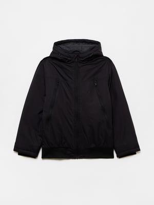 Куртка чорна | 5595255