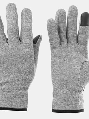 Перчатки серые | 5596296