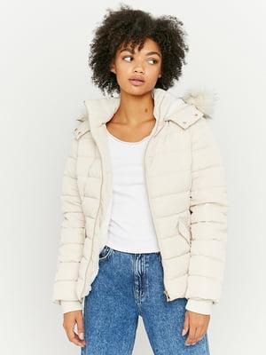 Куртка цвета пудры | 5595562