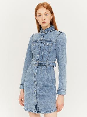 Сукня синя | 5595732
