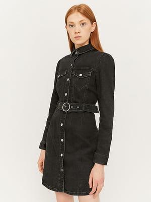 Платье черное | 5595737