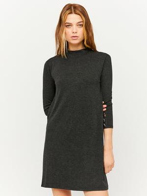 Платье серое | 5595741