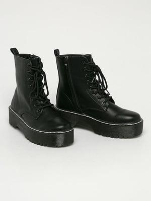 Ботинки черные | 5595784