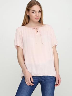 Блуза розовая   5596319