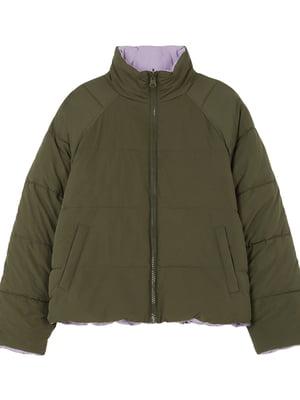Куртка двусторонняя | 5595833