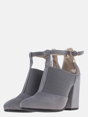 Туфли серого цвета | 5581741