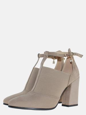 Туфли бежевые | 5581743