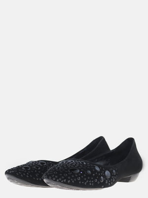 Балетки чорні | 5588791