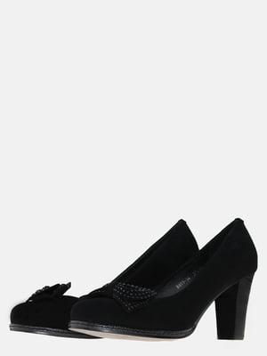 Туфли черные | 5591956