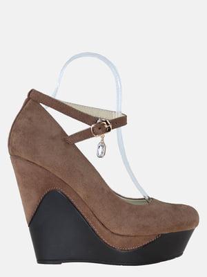 Туфлі коричневі | 5596404