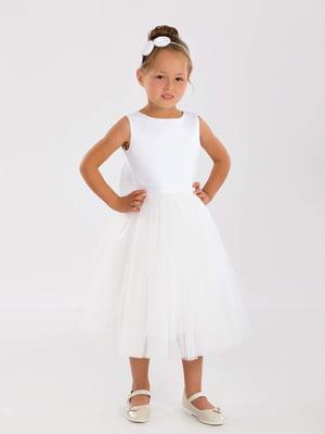 Сукня молочного кольору | 5596565