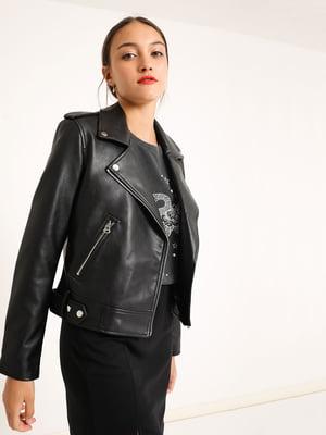Куртка чорна | 5594261
