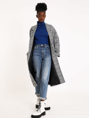 Пальто в «гусячу лапку» | 5594275