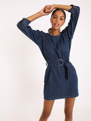 Сукня синя | 5594353
