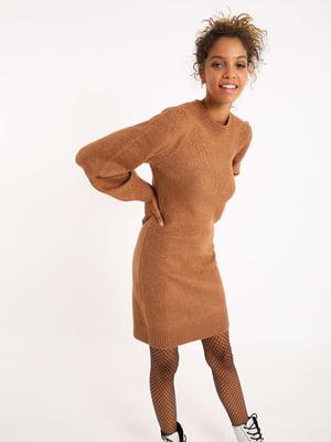Сукня коричнева | 5594367