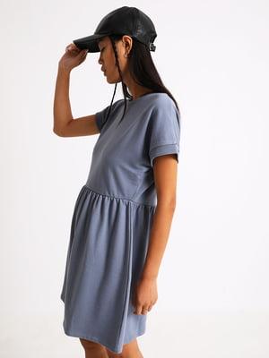Сукня сизого кольору | 5594370